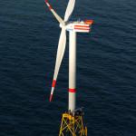 Grootste offshore windpark Engeland bijna gereed