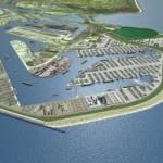Windvogel in race voor megaproject Maasvlakte