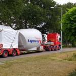 Lagerwey  slaat eerste paal voor windpark Netterden-Azewijn