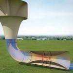 Spijkenisse heeft eerste Sheerwind op dak geinstalleerd