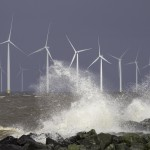 Windpark Westermeerwind draait
