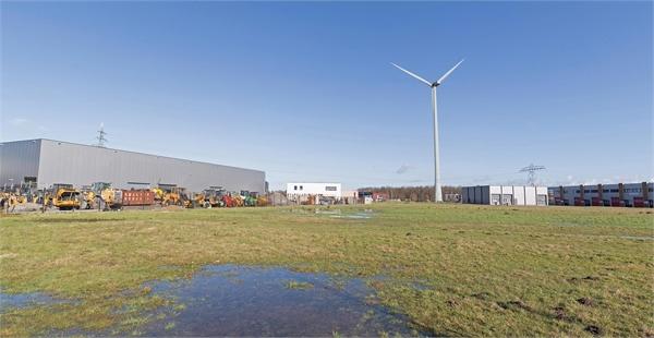 windturbine Goor