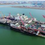 Huisman krijgt orders hijskranen offshore windparken