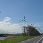 17 aanvragen windparken Noord-Holland
