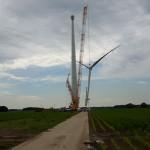 Raad van State staat bouw windturbines Vianen toe