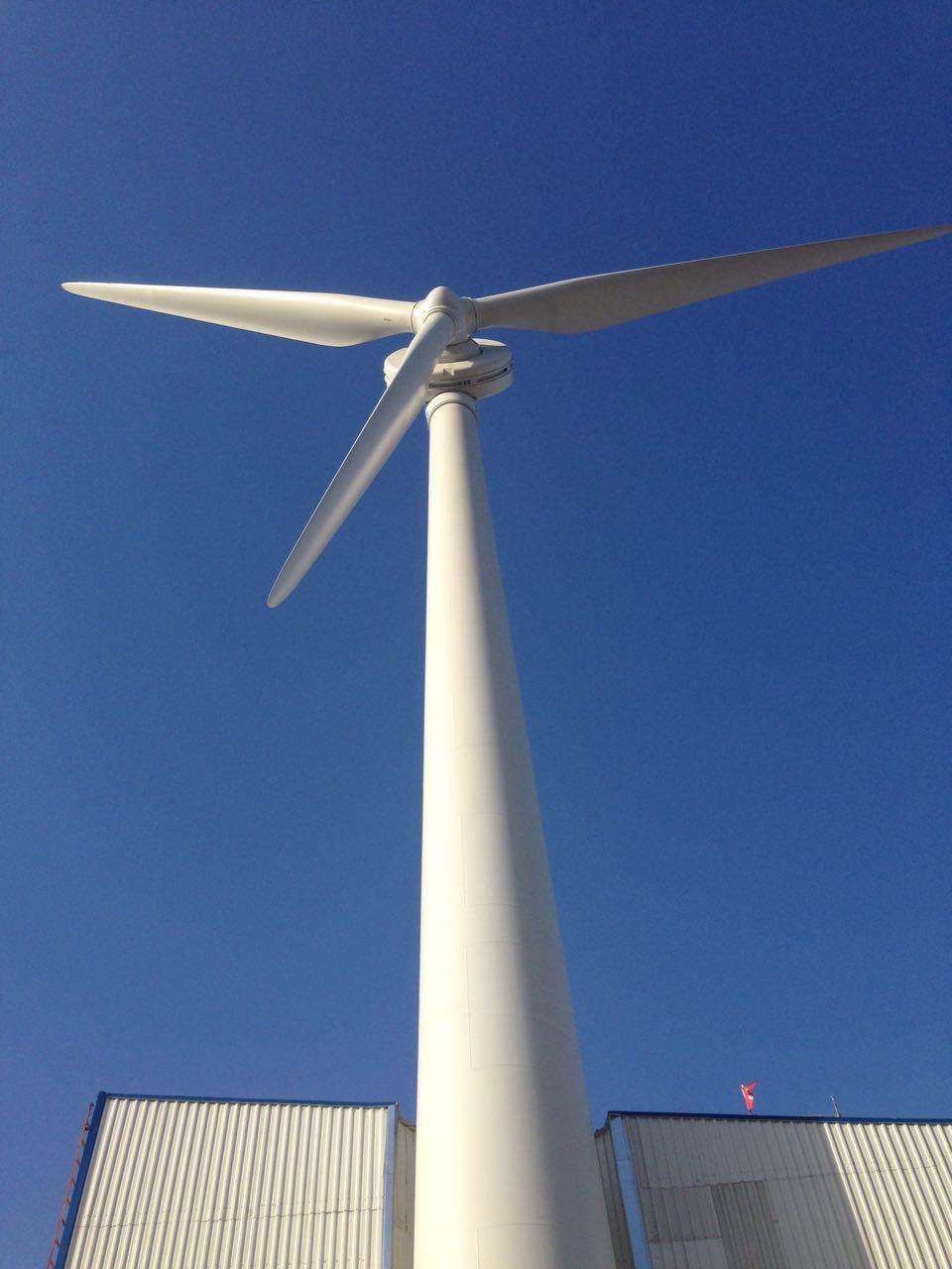EWT.DW54-900kW.YasarMakina.Turkey