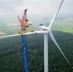 Nordex N131 installeert windturbine van 230 m hoog