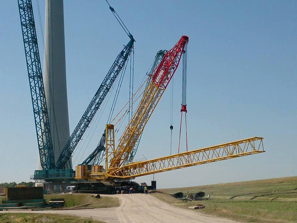 uitbreiding windturbines in Limburg