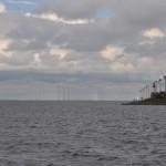 Windpark Noordoostpolder wacht op groen licht voor dimmen rode nachtlichten windturbines