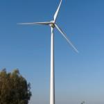 Ontwerpbesluit Rijkswaterstaat windturbine Den Haag ter inzage