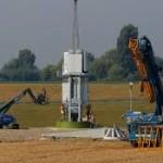 Bouw van windpark Kilwind in Dordrecht is gereed