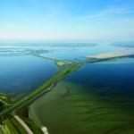 Bouw windpark Krammer is gestart