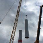 Cooperatie Wij Duurzaam Staphort praat met inwoners over windturbines