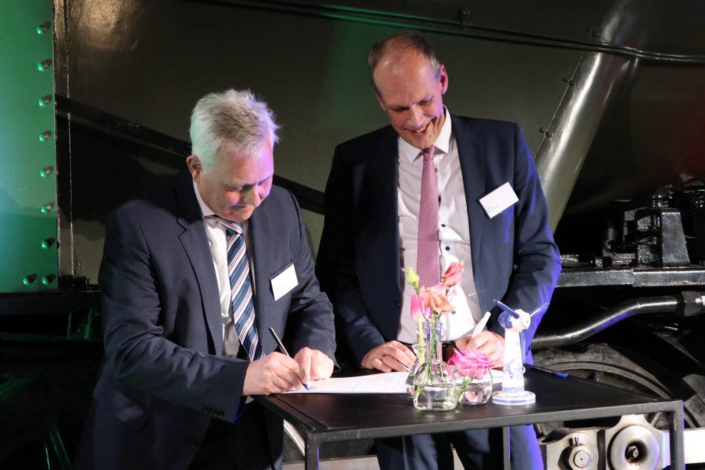 NWEA en HHWE kondigen samenwerking aan