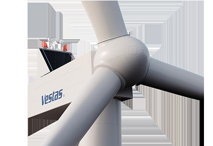 Vestas introduceert modulair platform EnVentus met twee 5.6 MW onshore windturbines
