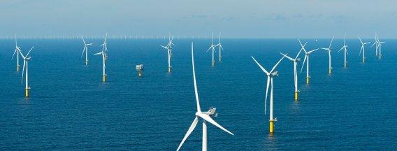 Windenergie op zee