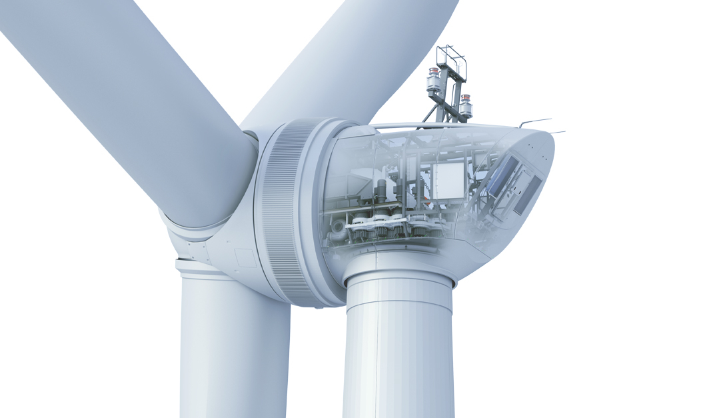 Enercon kiest Lagerwey techniek voor windturbines van 5 MW klasse
