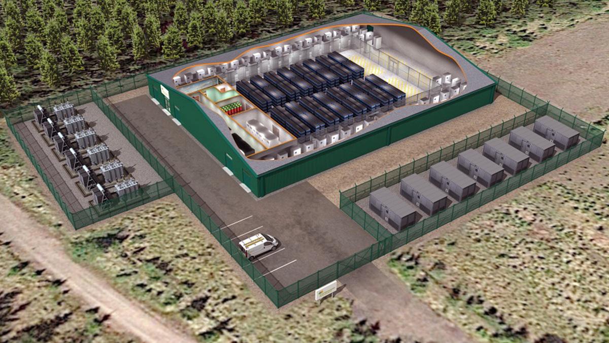 UK: Onshore windpark Whitelee wordt voorzien van batterijopslag