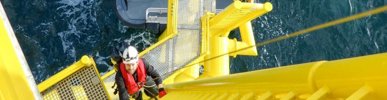 Werkgelegenheid in offshore wind