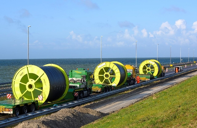 Windpark Fryslân treft voorbereidingen kabelboringen