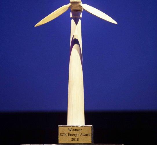 EZK Energy Award open voor inschrijvingen