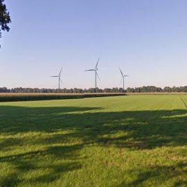 Verklaring van geen bedenkingen voor Windpark Bovenwind