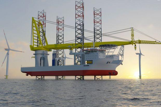 Voltaire installeert vanaf 2022 12 MW windturbines