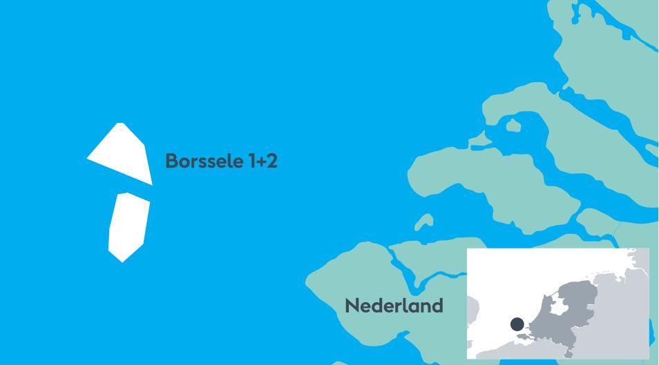 Veel explosieven gevonden tijdens zeebodemonderzoek windpark Borssele 1 & 2