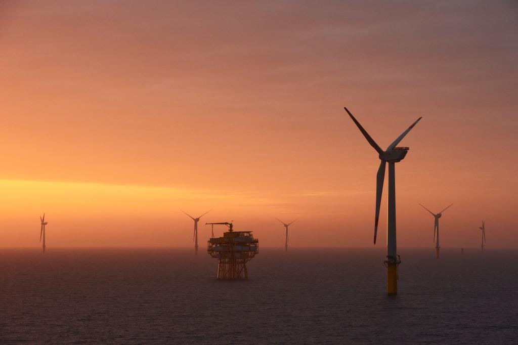 Duitse Trianel Windpark Borkum II loopt vertraging op door faillissement Senvion