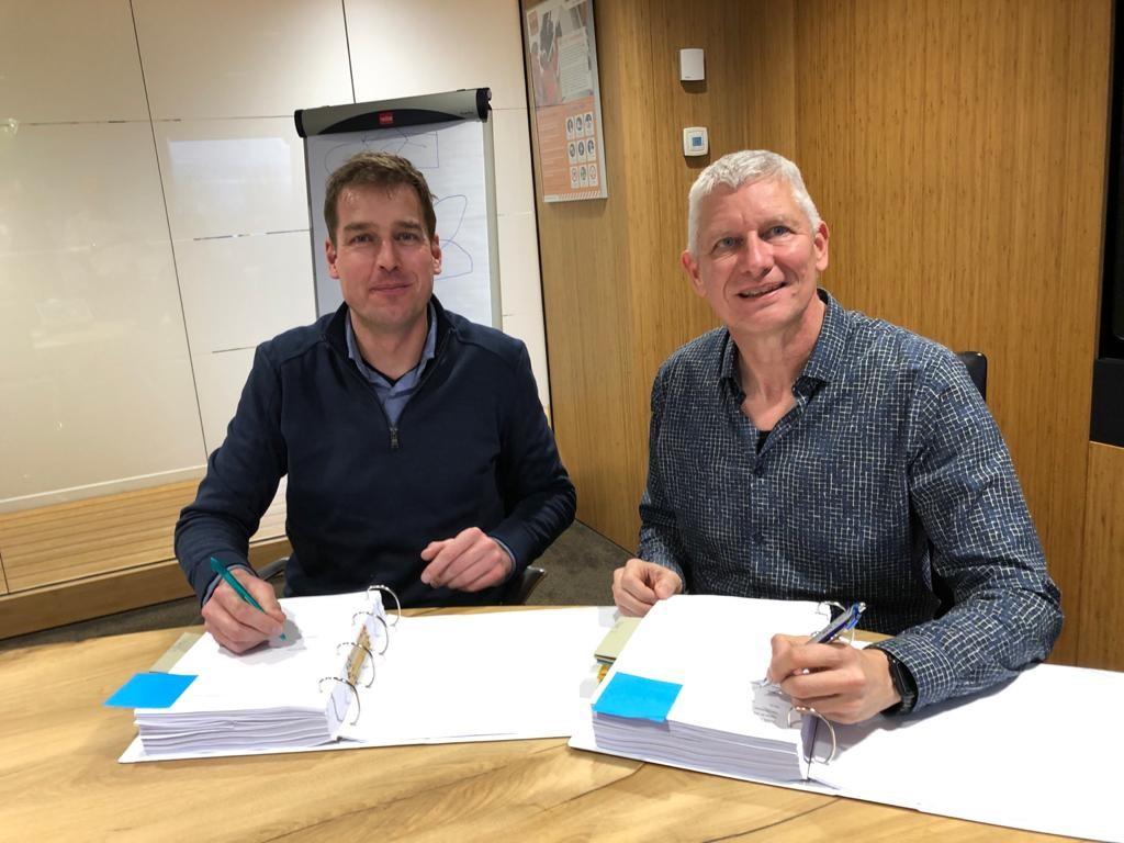 Bijlsma Constructies wint contract voor levering van interne platforms Windpark Fryslân