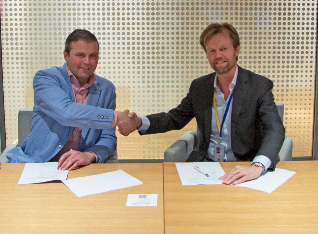 Reimert Bouw en Infrastructuur gecontracteerd voor herontwikkeling Windpark Jaap Rodenburg