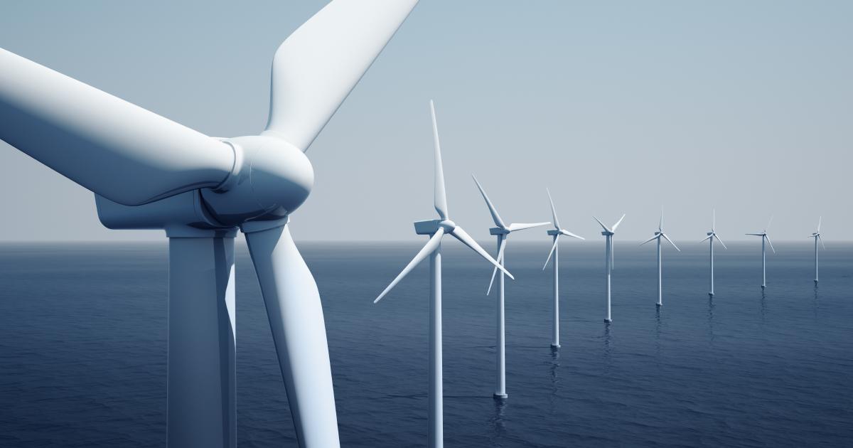 Duits offshore windenergievermogen groeit licht in 2019