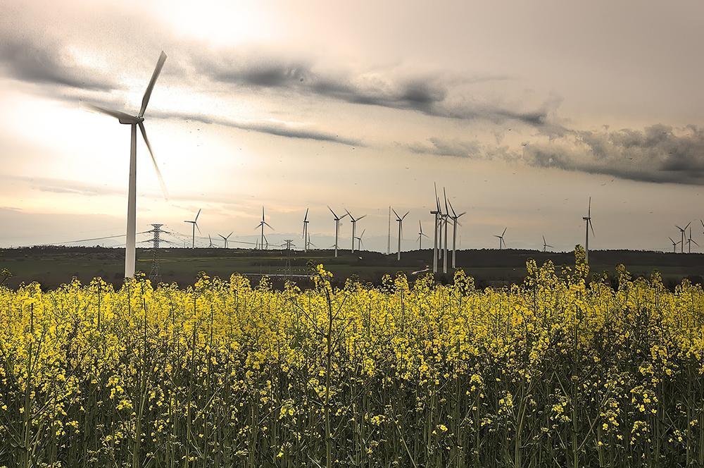 Windenergievermogen Spanje groeit naar meer dan 25 GW in 2019