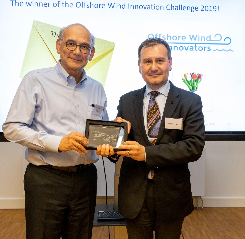 Finale Offshore Wind Innovation Challenge 2019