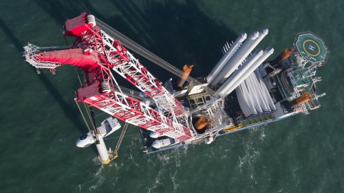Longread: Jan de Nul over schaalvergroting in offshore wind