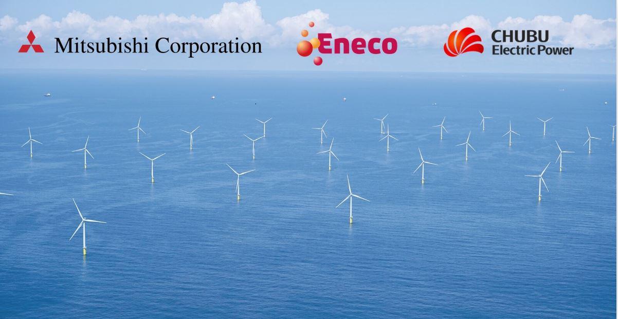 Mitsubishi en Chubu Electric Power ronden overname Eneco af