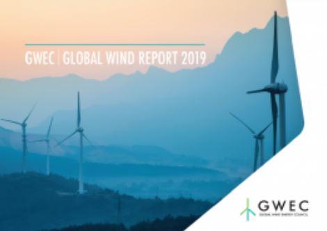 2019 op één na beste jaar in geïnstalleerd windvermogen wereldwijd
