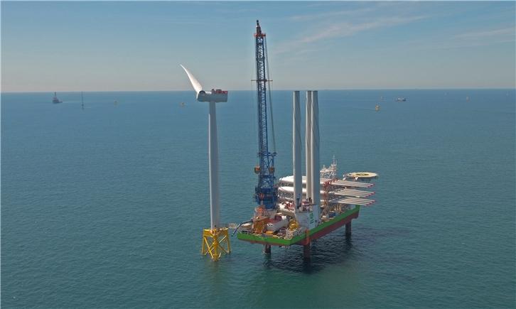 Iberdrola wordt 100% eigenaar van het Franse offshore windpark Saint-Brieuc