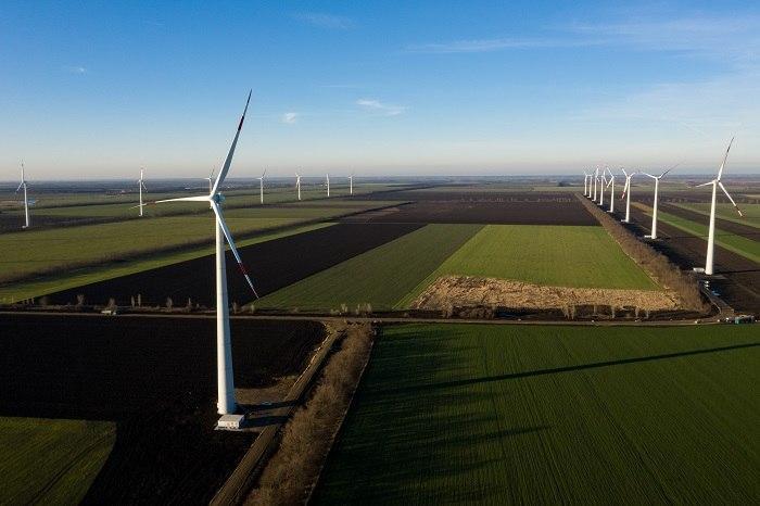 Rosatom realiseert grootste windpark in Rusland