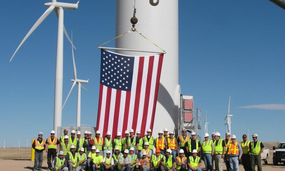VS: Windenergie was in 2019 de grootste bron van duurzame elektriciteitsopwekking