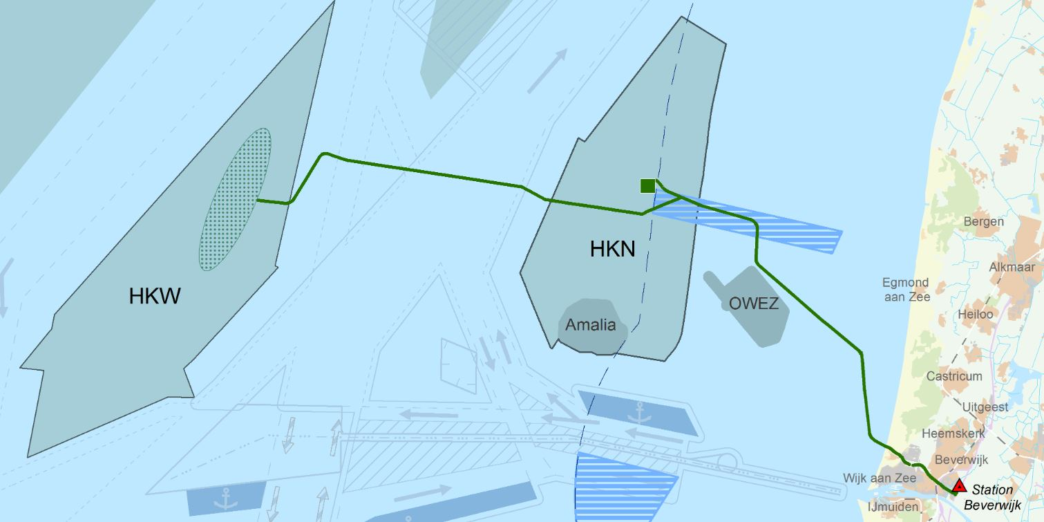 ENGIE Fabricom-Iemants consortium wint aanbesteding Hollandse Kust (noord) offshore platform