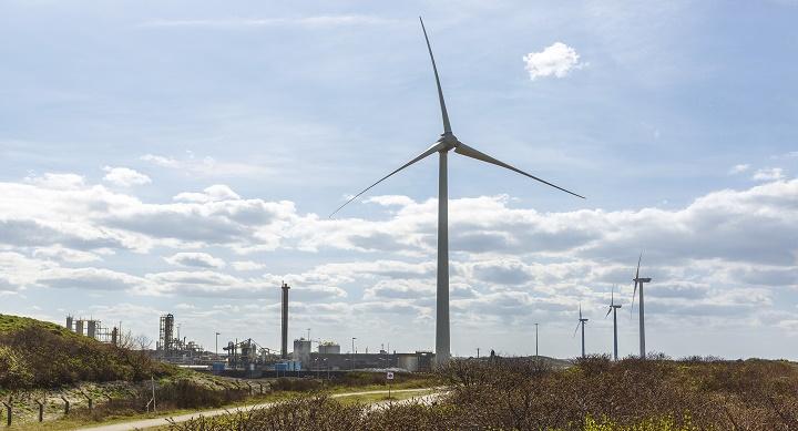 Start testfase Windpark Ferrum
