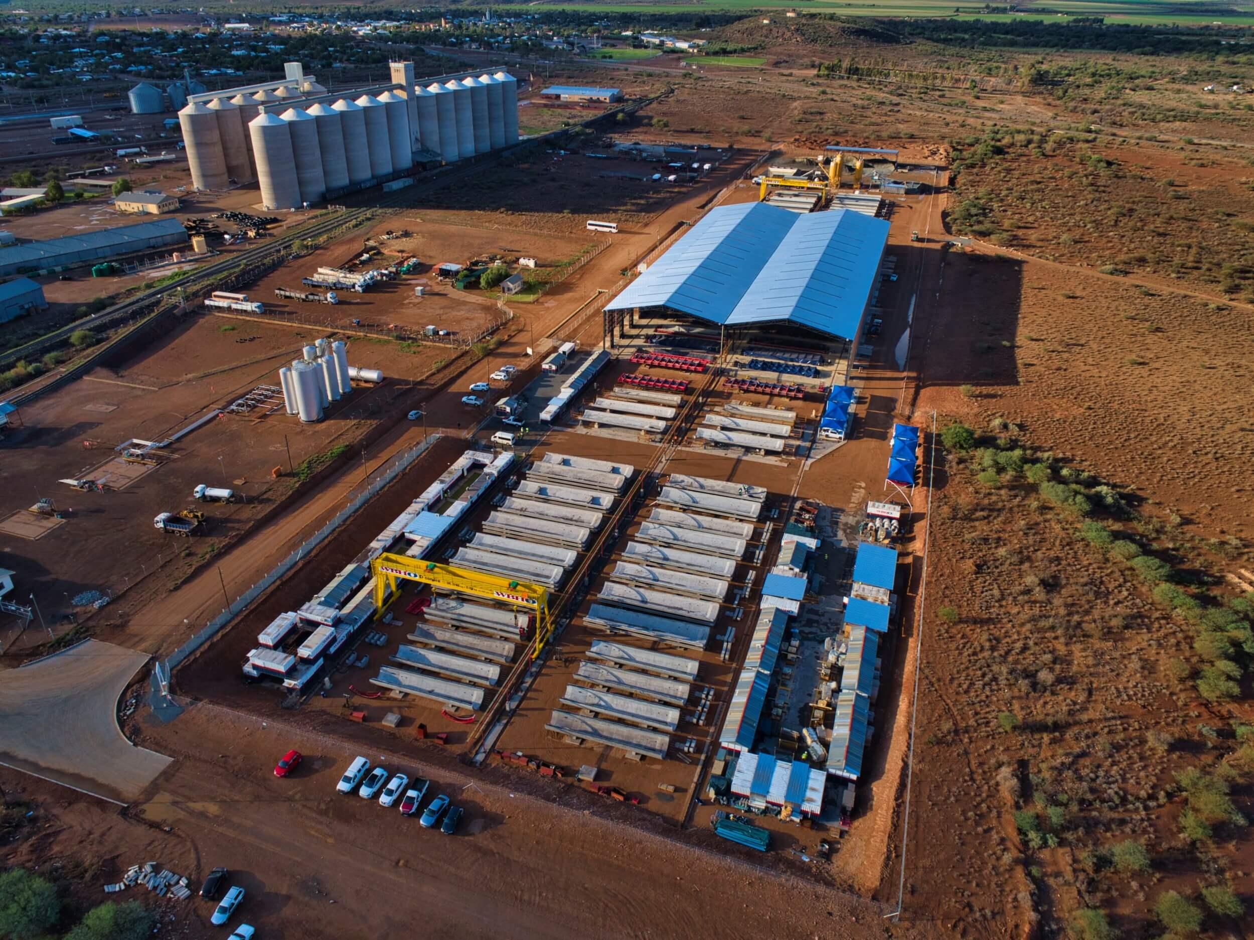 Nordex bouwt fabriek voor betonnen torens voor windturbines in Spanje