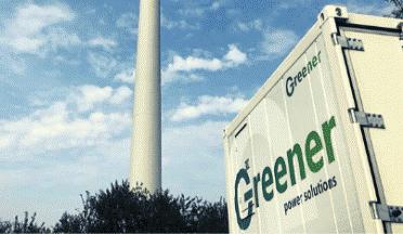 Powerhouse en Greener bieden 7 MW mobiele batterijen oplossing