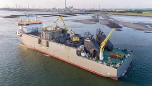 Frans offshore windproject Fécamp gaat van start