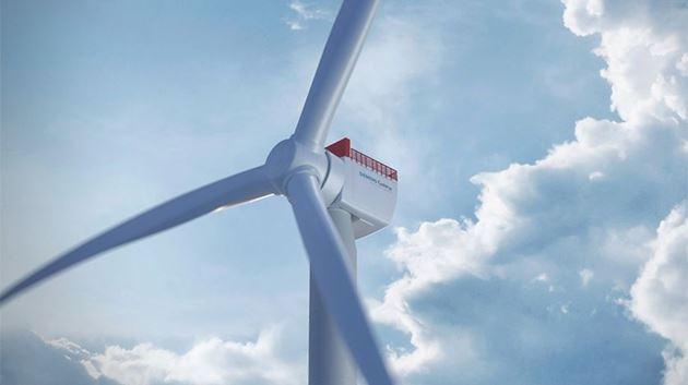VK: Sofia offshore windpark kiest voor nieuwe Siemens Gamesa 14 MW windturbine
