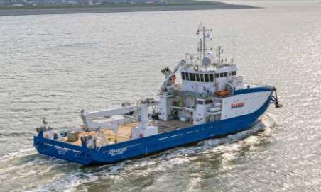 SeaMar doet geofysisch onderzoek in offshore windparken in VS