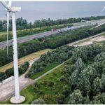 Greenchoice en Greener plaatsen mobiele batterijcontainers bij Windpark Hellegatsplein