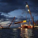 Windpark Fryslân bereikt mijlpaal met installatie van de eerste monopile