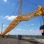Voorbereidingen van start voor turbine-installatie in Windpark De Drentse Monden en Oostermoer